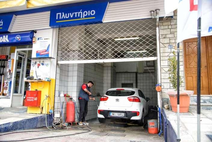 Vogiatzis Power Fuels | Πρατήριο Ευόσμου
