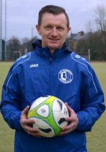 Ex-Kicker kurbelt Nachwuchsarbeit an – Herzlichen Glückwunsch an Andreas Neugebauer!