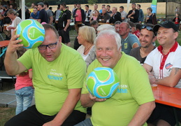 Große Fußballparty in Weischlitz am Sonnabend ab 15.00 Uhr