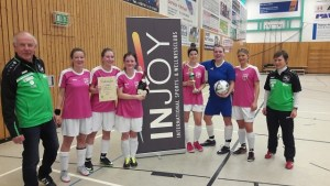 INJOY Cup Sieger bei den Frauen – SpG Pfaffengrün/Zobes