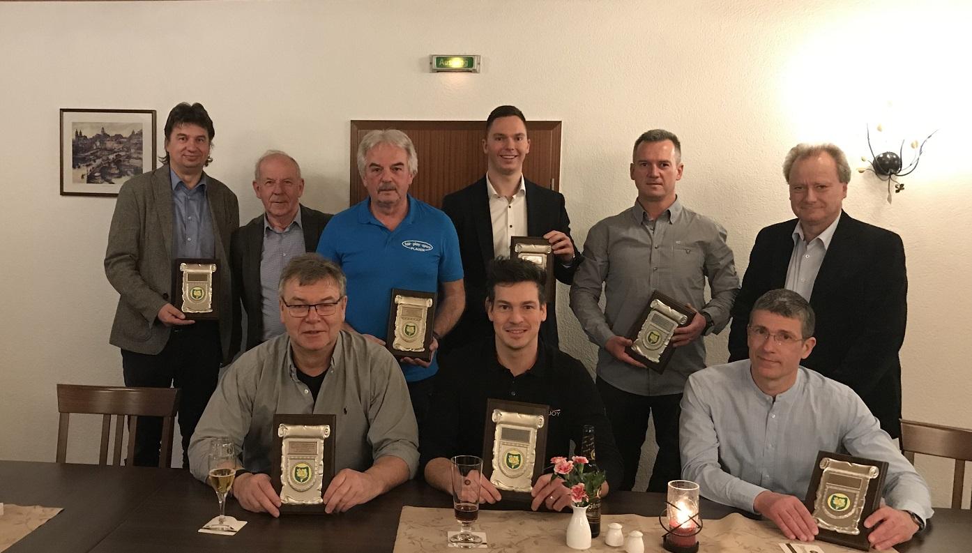 VFV sagt Danke an seine Partner und Sponsoren in der Hallensaison 2018/2019