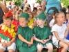 Kindergartenfest Juri Gagarin in Greiz