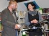Cid Jonas Gutenrath liest in Greizer Bibliothek