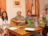 Zahlreiche Themen wurden von Katrin Göring-Eckardt auf den Tisch gebracht.