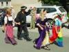 Fanfarenzug Greiz gastierte in Kleingera zum Rittergutsfest
