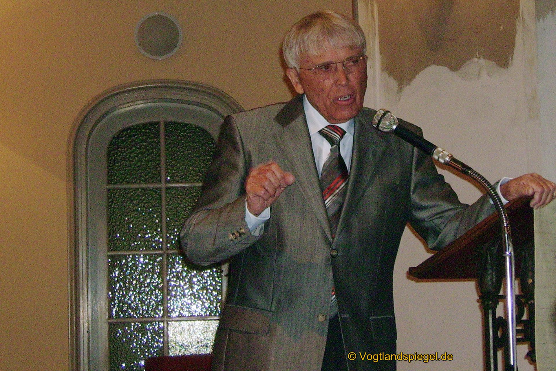 Vor dreißig Jahren verließ Reiner Kunze die DDR