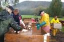 1. Fischerfest um den Greizer Parksee