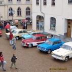 Jubiläums-Oldtimerausfahrt in Neumühle