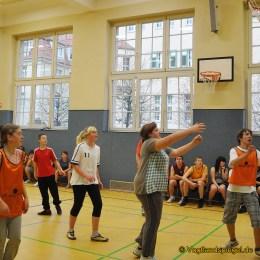 Sportliches Miteinander im Förderzentrum Friedrich Fröbel