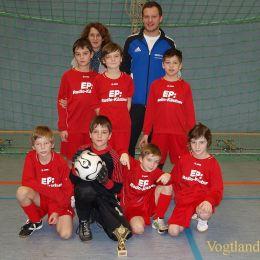Rudi-Geiger-Turnier im Hallenfussball