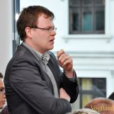 DGB, Buntes Bündnis Greiz und mobit luden zur Podiumsdiskussion ein