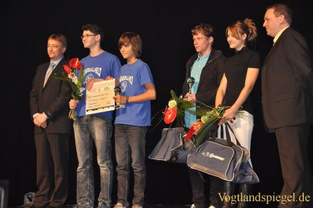 Ball des Sports in der Vogtlandhalle