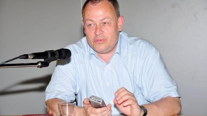 Kriminalist und Buchautor Stephan Harbort