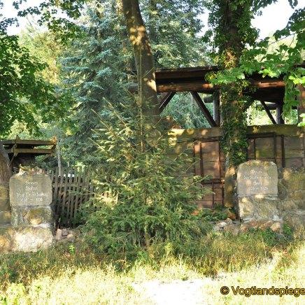 Denkmalanlage in Waldhaus erstrahlt in neuem Glanz