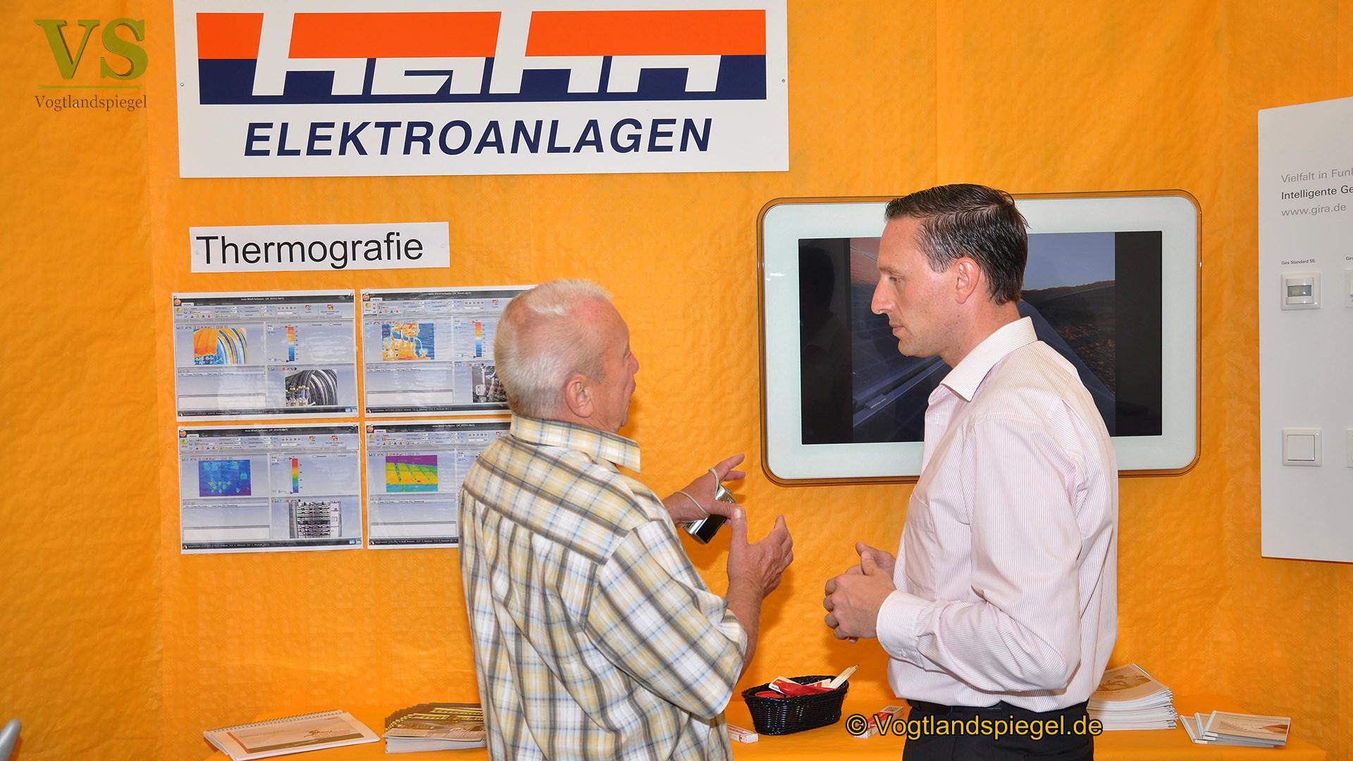 Solarenergie auch in Greiz-Gommla