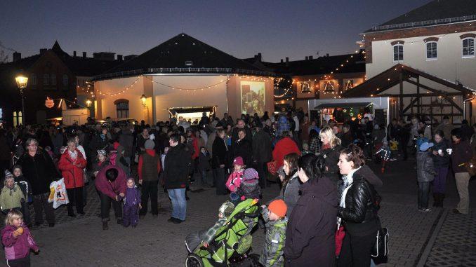 Lichterfest 2012 der Greizer Energieversorgung