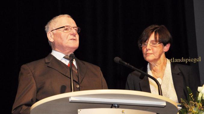 Neujahrsempfang des Greizer Bürgermeister Gerd Grüner in der Vogtlandhalle