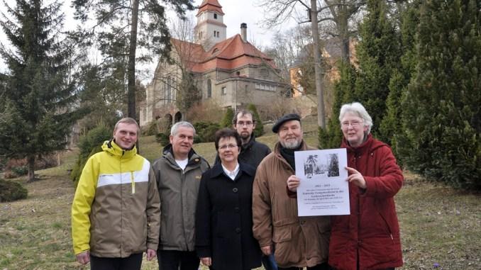 Greizer Gottesackerkirche begeht 100-jähriges Jubiläum