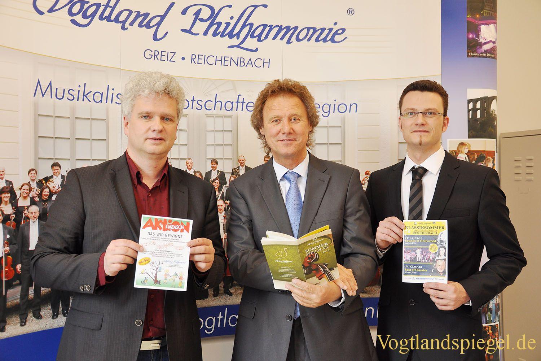 Vogtland Philharmonie Greiz/Reichenbach
