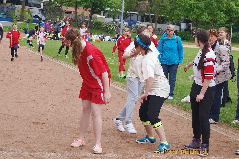 Viel Begeisterung beim Sportfest der Förderschulen