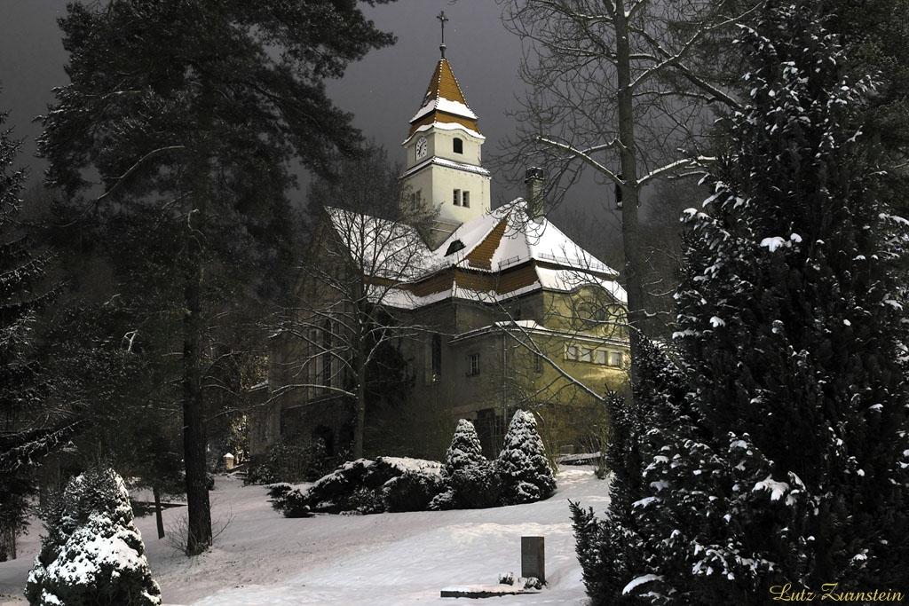 100 Jahre Gottesackerkirche