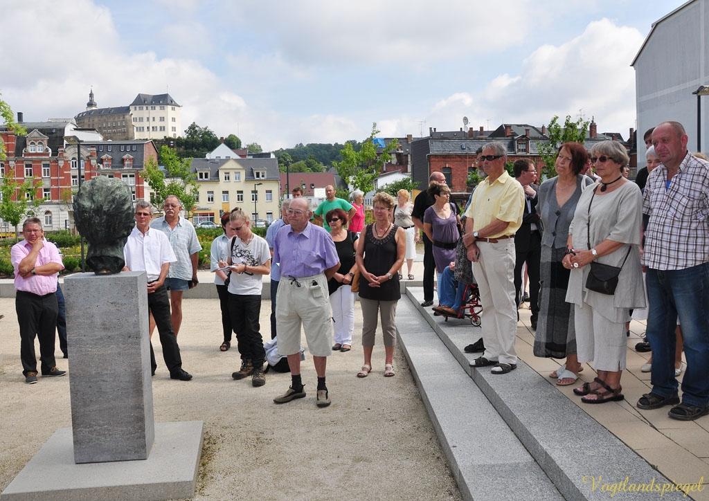 Einladung zum Verweilen im »neuen« Goethepark