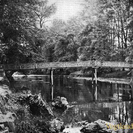 Luftbrücke im Greizer Park