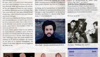 Amtsblatt der Stadt Greiz in neuem Layout