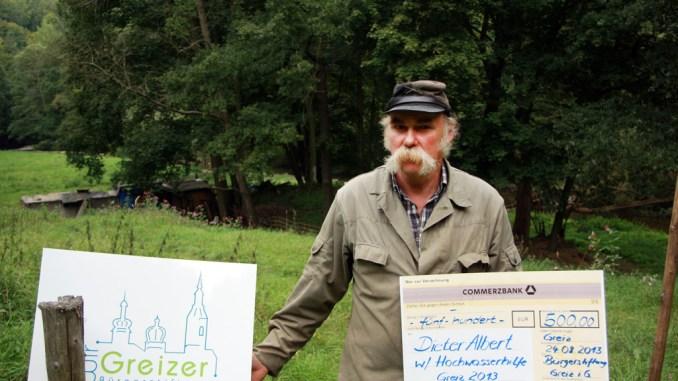 Hilfe für die Tiere des als »Cowboy« bekannten Dieter Albert