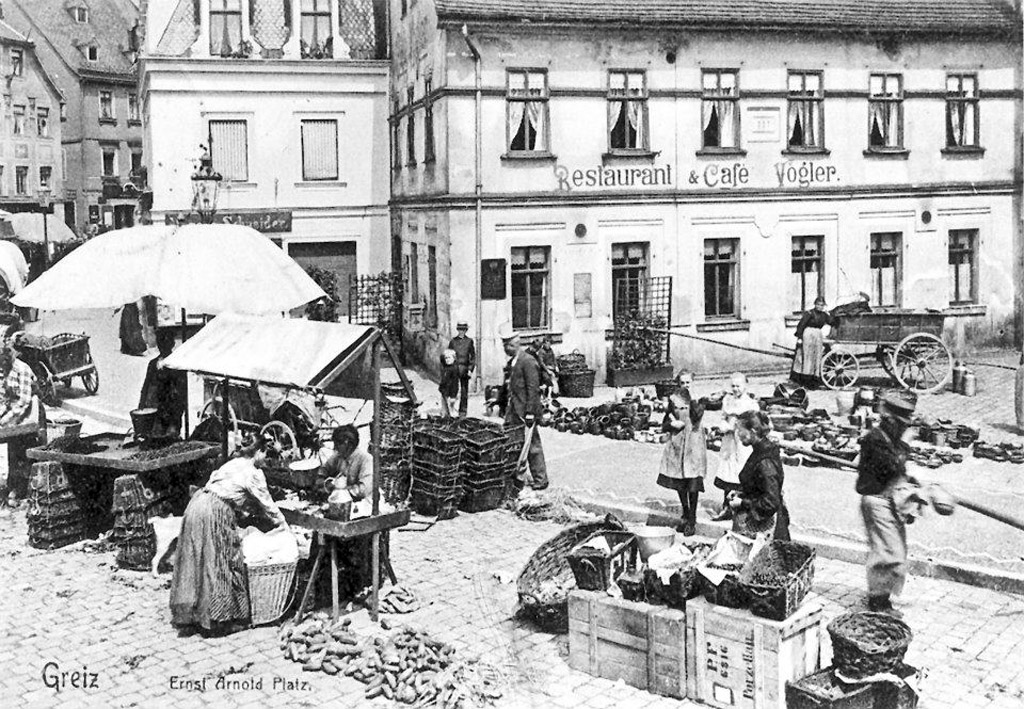 Vor 145 Jahren wurde in Greiz die Gewerbefreiheit eingeführt
