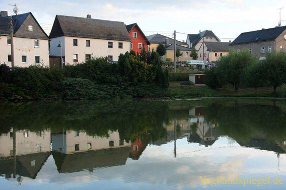 Greizer Ortsteil Cossengrün