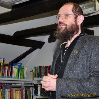Rumänische Erkundungen in Greizer Bibliothek