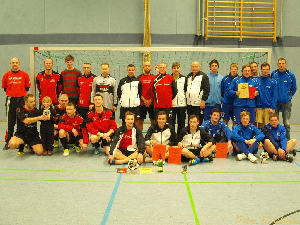 Hallenfußballturnier des FSV Mohlsdorf
