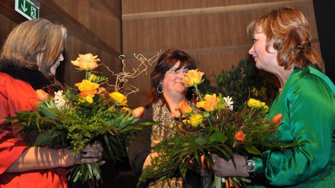 Jahresempfang der Landrätin Martina Schweinsburg des Landkreises Greiz