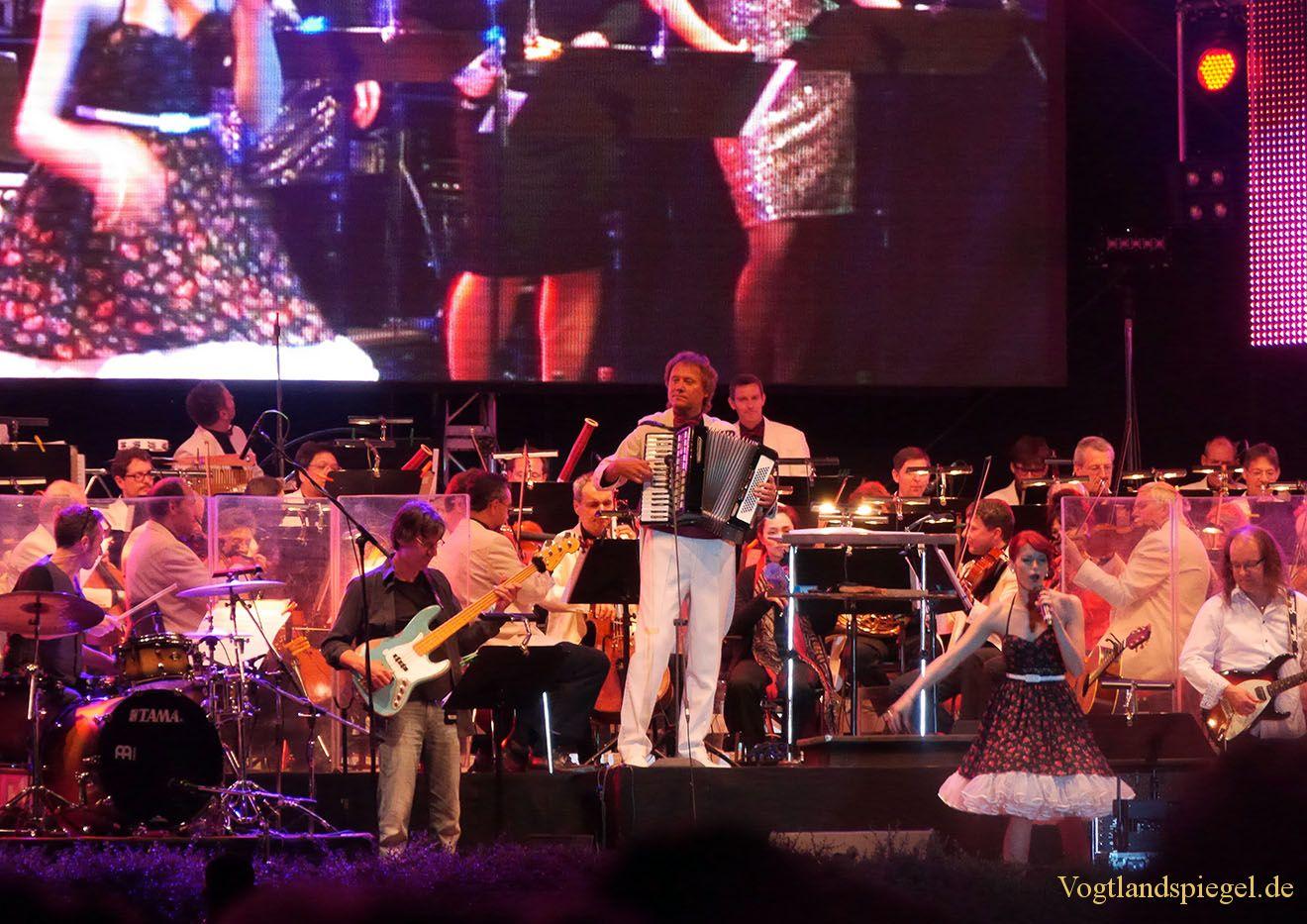 20. Philharmonic Rock an der Göltzschtalbrücke