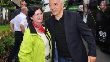 CDU-Sommerwanderung mit Lieberknecht und Tillich