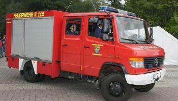 Gaudiwettkampf der Freiwillige Feuerwehr Neumühle