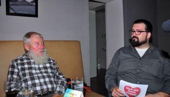 Greizer Geplauder mit Harald Seidel
