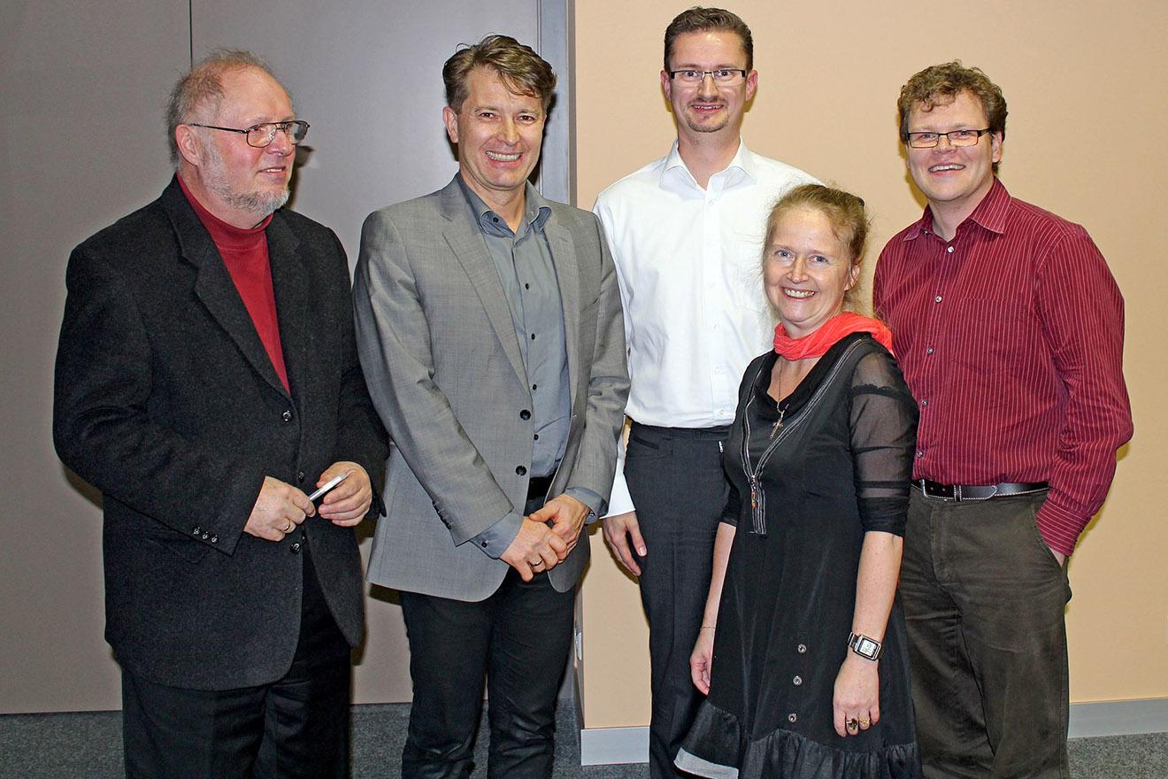 Förderverein der Vogtland Philharmonie mit neuer Spitze