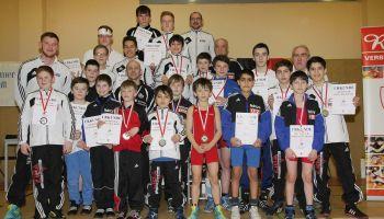 Thüringer Meisterschaften im Freistil in Oldisleben