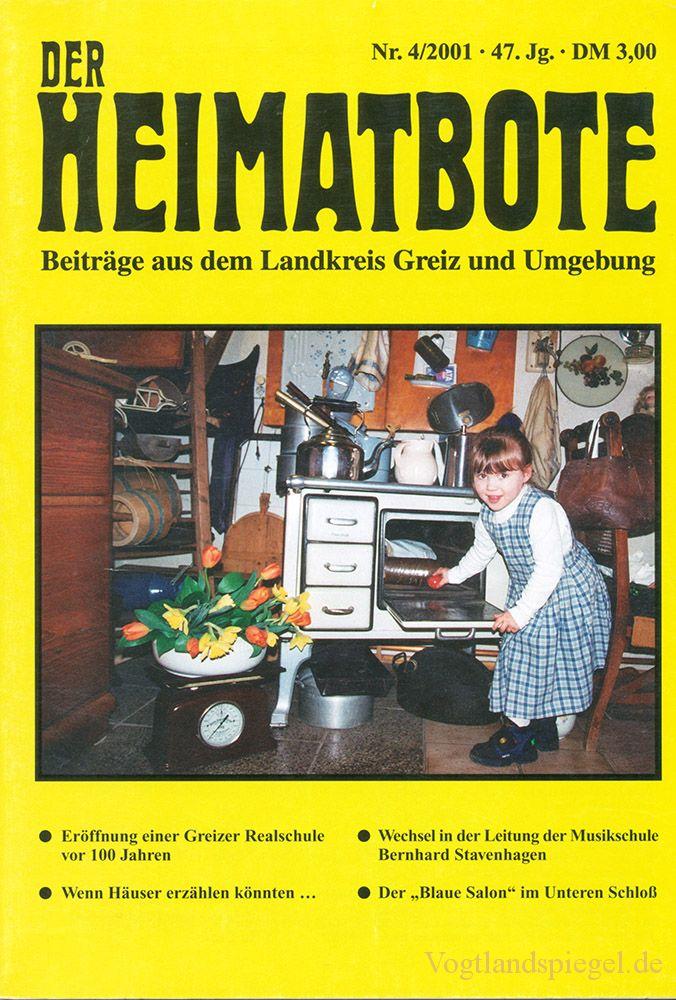 Greizer Heimatbote April 2001