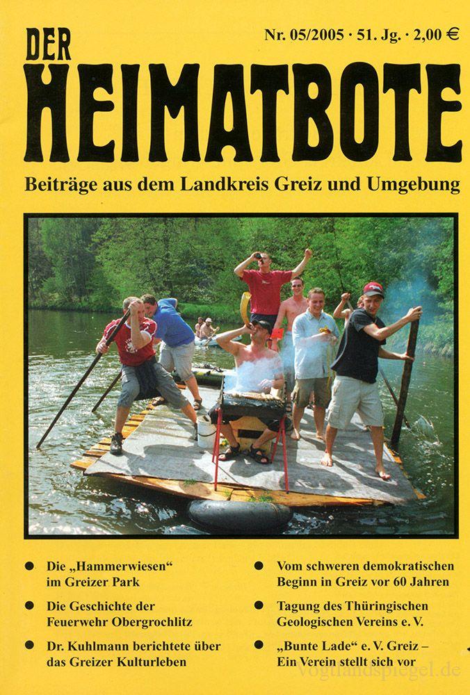 Greizer Heimatbote Mai 2005