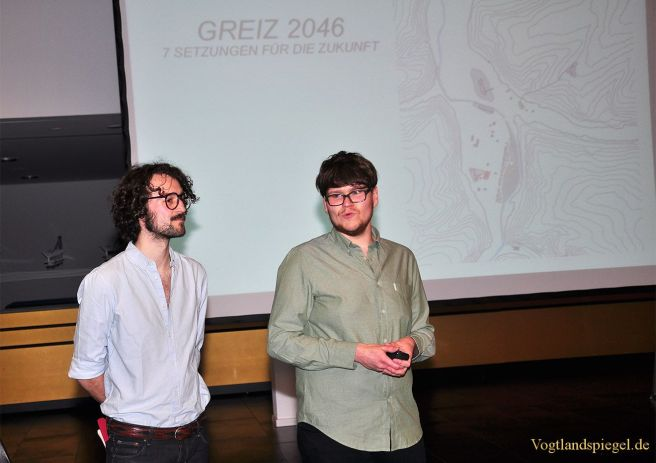 Die Stadt Greiz im Jahr 2046?
