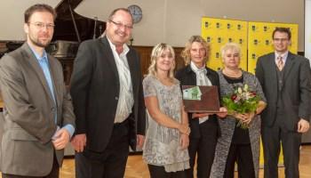 Grete-Unrein-Ehrenamtspreis für Hohenleubener Jugendclub