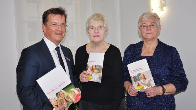 Sparkasse Gera-Greiz und Seniorenbeirat der Stadt laden zur 1. Greizer Seniorenmesse ein