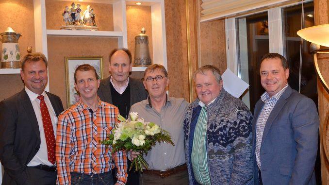 Greiz Lionsfreund Udo Freier beging 60. Geburtstag