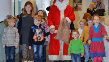 Vogtlandhalle Greiz: Wir warten auf den Weihnachtsmann