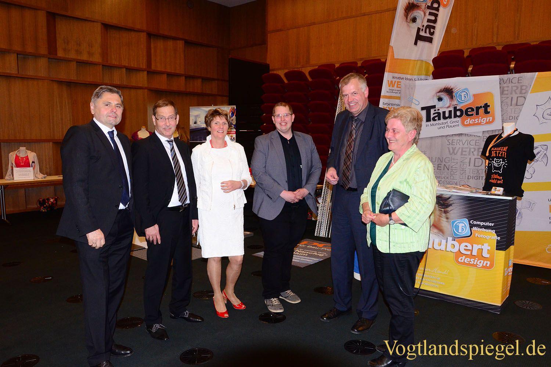 Unternehmerempfang der Stadt Greiz und des BVMW