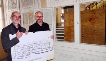 ZIBA-Bau: Innovatives Bauen in altehrwürdigem Gemäuer