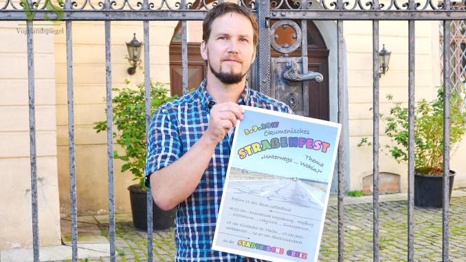 Ökumenisches Straßenfest: Unterwegs.... Wohin?